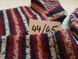 Wollsocken aus Regiawolle gr. 44 - 45