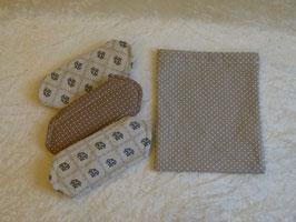 3 Set Slipeinlagen incl. Aufbewahrung
