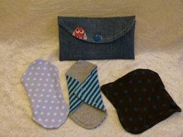 Set Slipeinlagen incl. Aufbewahrungstäschchen