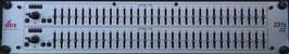 DBX 231s Equalizer 2x 31 Band