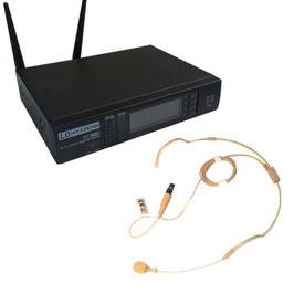LD Systems WS 1G8 Funkmikrofon-Headset