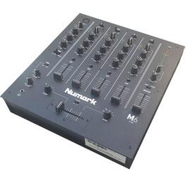 Numark M6 USB - Digital DJ-Mixer
