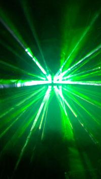 LED Sunbeam Effekt