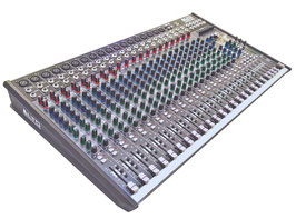 Professioneller 24 Kanal / 4-Bus Mixer