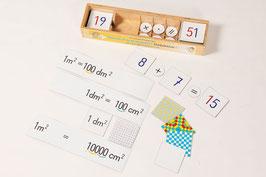Vollflächige Magnetkarten