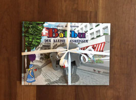 BABBU GESCHENK-SET 1 (Buch Band 1 und Holzelefant)