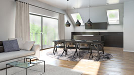 3SIGN Visualisierung Indoor Vol 12 - Immobilien