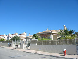 Vrijstaande Villa/Detached villa in La Marina