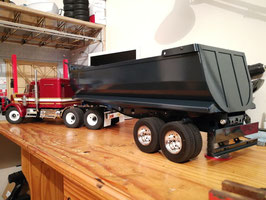 1/14 Truck Trailer - Tipper