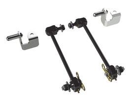 """Teraflex Front Sway Bar Quick Disconnect Kit (0-2.5"""" Lift) JK/JKU"""