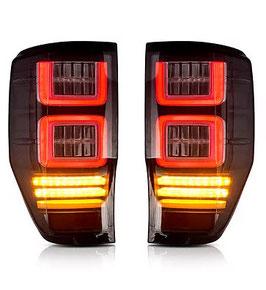 Ford Ranger 1 LED Tail Light - Smoke Lens