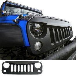 Jeep Angry Bird Grille