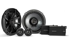 KICKER CSS654 Component Speakers