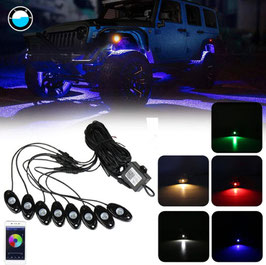 Rock Lights 4 & 8 PC