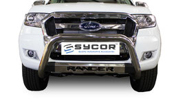 Ford Ranger Stainless Nudge Bars