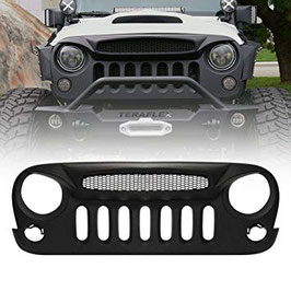 Jeep Shark Nose Ghost Grille