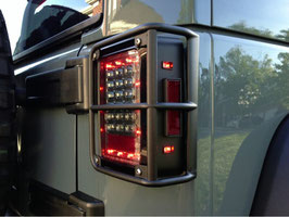 Jeep Tail Light Protection