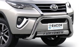 Toyota Fortuner Nudge Bar