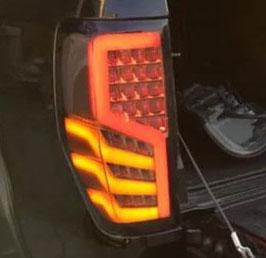 Ford Ranger 2 LED Running Tail Light - Smoke Lens
