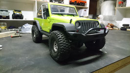 Jeep Wrangler 2Dr Accessories