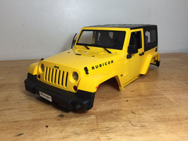 Jeep JK 2 Door Hard Body