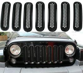 Original Jeep grille inserts