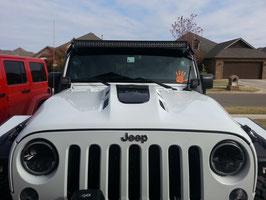 Jeep Wrangler Avenger Bonnet