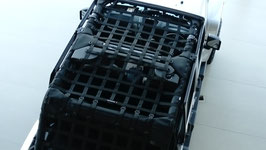 Maverick Wrangler Cargo net 2 Door & 4 Door options