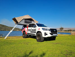 Low Profile Roof Top Tent Frame