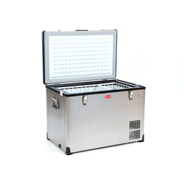 BD/C-40Stainless Steel Fridge/Freezer