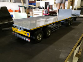1/14 Truck Trailer - Flatbed