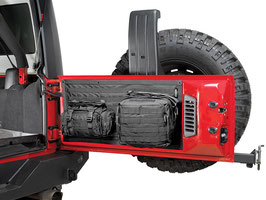 Jeep Tailgate Cover