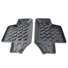 Jeep Wrangler Heavy Duty Rubber Floor mats