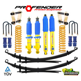 PROFENDER SUSPENSION TOYOTA HILUX AND LAND CRUISER