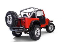 Jeep TJ Fender Flares