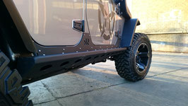 Rock Rage Ultima Rock Sliders for 4 Door Jeep