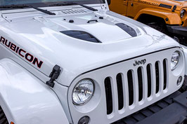 Jeep Wrangler 10th Anniversary heat reduction bonnet