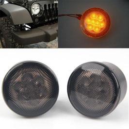 Jeep JK Grill Indicator