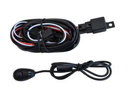 Universal Spotlight Wiring Harness