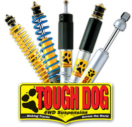 TOUGH DOG TOYOTA HILUX SUSPENSION KIT