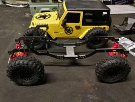Jeep JK 2 Door Chassis