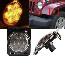 Jeep JK Fender Indicator