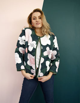Trees for Bees Linen Jacket