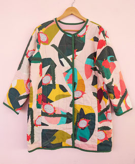 Pitaya Long Jacket