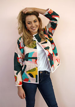 Pitaya Quilted Jacket (SOLD OUT)