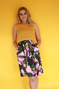 Forest Waisted Skirt