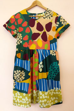 Garden Path Cotton Smock (SIZE 14 ONLY)