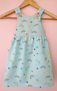 Rainbows dress (SIZE 3 ONLY)