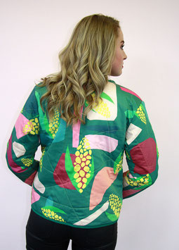 Corn Quilted Jacket