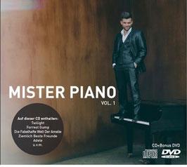"""CD """"Mister Piano VOL. I"""""""